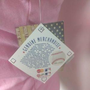 Genuine Merchandise Tops - Tampa Bay Rays Baseball Tank Top With Swarovski